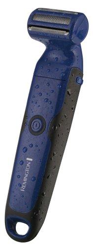 Remington BHT6250 Wet-Tech - Rasoio per il corpo, Cordless, Sommergibile, Cinque pettini, Testina per capelli