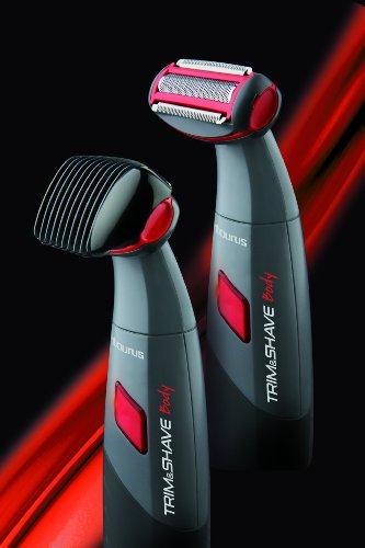 Taurus M130093 - Epilatore groomer per il corpo maschile