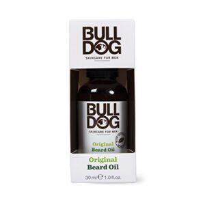Olio da barba originale Bulldog