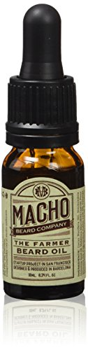 Macho Beard Company The Farmer Beard Oil - 10 ml
