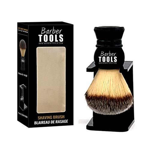 ✮ Barber Tools ✮ Pennello da barba in tasso. Diametro 23 mm. sintetico (qualità superiore
