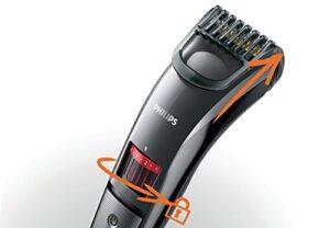 Durata e ricarica della batteria Philips QT4015