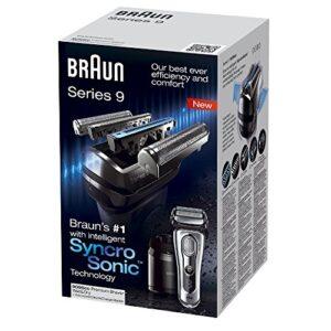 caratteristiche del rasoio Braun Serie 9 da 9095