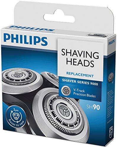 Philips SH90 / 50 - Testina rasoio serie 9000, confezione da 3
