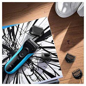materiali del rasoio elettrico Braun Series 3 3010bt