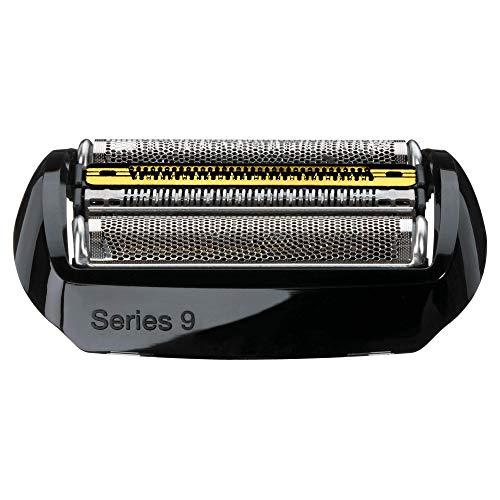 Ricarica / ricarica per rasoio elettrico Braun 92B, compatibile con i rasoi della serie 9, nero