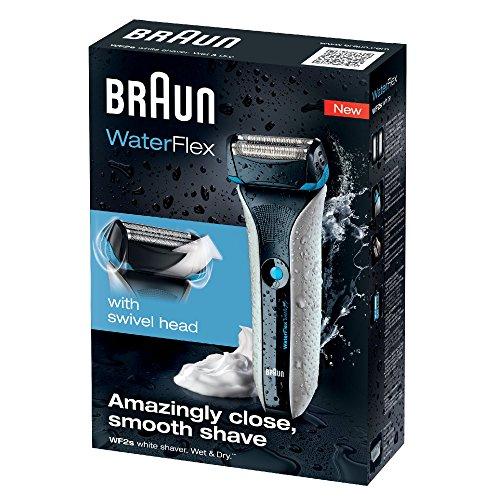 Rasoio Braun WaterFlex WF2