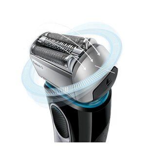 materiali del rasoio elettrico Braun Series 5197cc