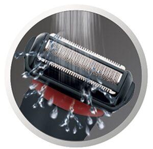 materiali del rasoio elettrico Remington BHT100