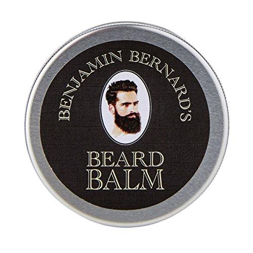 Benjamin Bernard - Balsamo condizionante barba - Cera per tenuta naturale - Profumata - 100 g