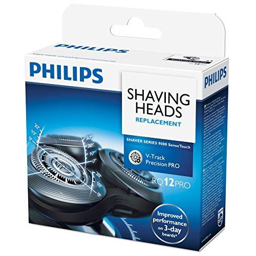 Philips RQ12 / 70 - Testina di rasatura compatibile con serie 9000, Sensotouch 3D e Arcitec