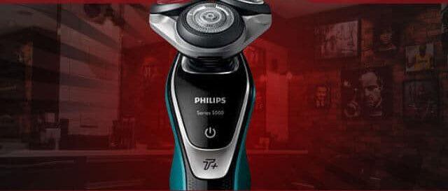 I migliori rasoi Philips serie 5000