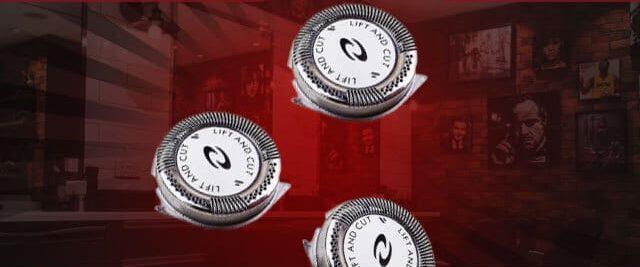migliori pezzi di ricambio per i rasoi Philips serie 1000